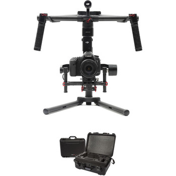 Rent DJI Ronin-M KIT w/ THUMB CONTROLLER & HARD CASE