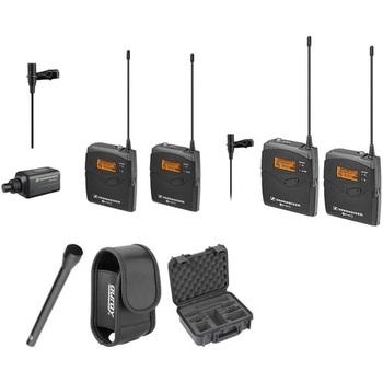 Rent Sennheiser EW 100 G3 Dual Wireless Kit
