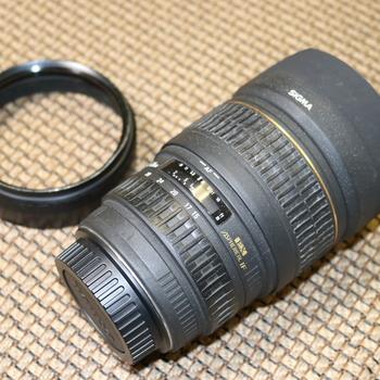 Rent SIGMA 15-30mm f/3.5-4.5 EX Aspherical DG lens