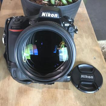 Rent Nikon D810 with Nikon 105mm f/1.4 lens - Ready to shoot your next wedding or professional photos