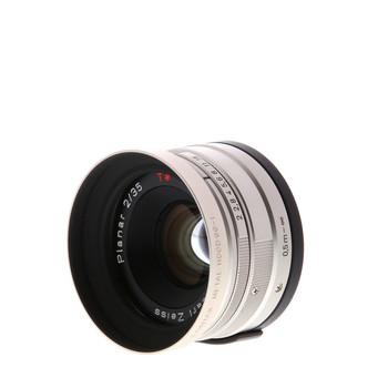 Rent Contax G Lens 35mm f/2