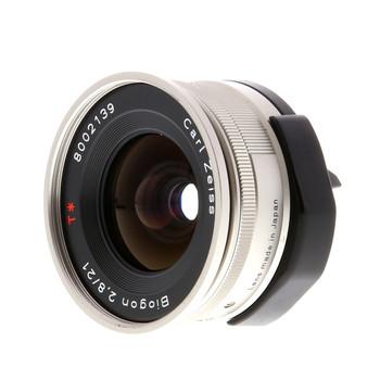 Rent Contax G Lens 21mm f/2.8