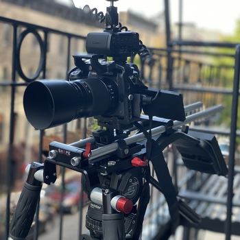 Rent The BEST GH5 DP/Shooter Kit (MFT Lens Trinity)
