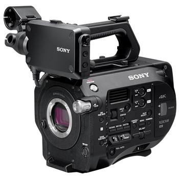 Rent Sony FS7 Mark II w/ Metabone, Extra Battery, 256GB XQD Card