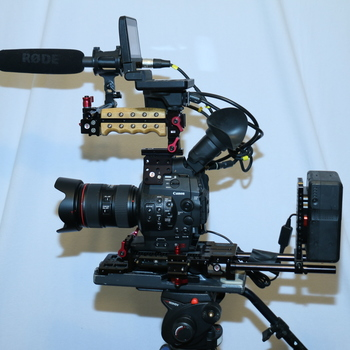 Rent Canon C300 EF w/Dual Pixel AF Production Kit