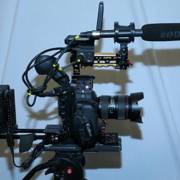 Rent Canon C300 EF w/Dual Pixel AF Production Kit