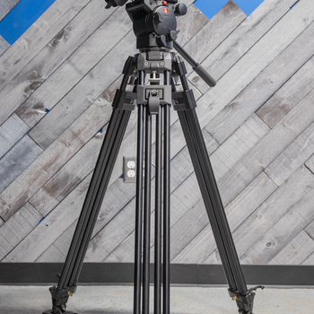 Rent Canon EOS C200 + Manfrotto 526 Pro Fluid Tripod Bundle
