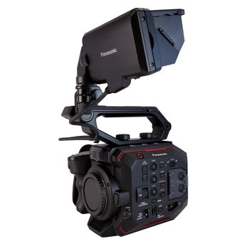 Rent EVA-1 (5.7k Raw) Cinema Camera with Canon 24-105mm 4L USM lens