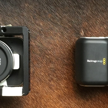 Rent Blackmagic Pocket Camera (x2 bodies)