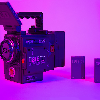 Rent RED EPIC W HELIUM 8K FULL PACKAGE!