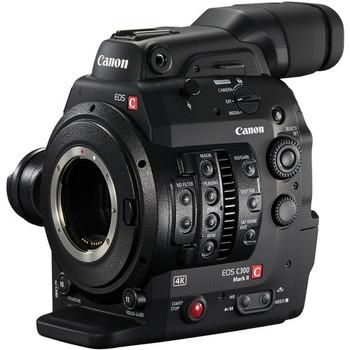Rent Canon Cinema C300 MK II PL mount.  Lenses Available