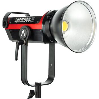 Rent Aputure Light Storm C300d Mark II LED Light Kit with V-Mount Battery Plate