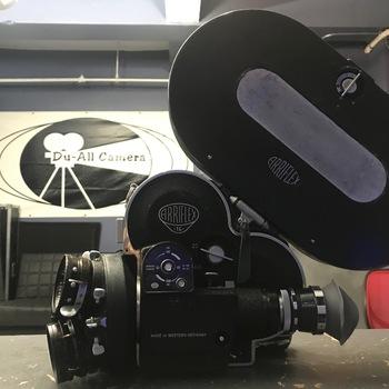 Rent Arri S/B APEC 16mm w/3 Prime Lens w/400' Magazine
