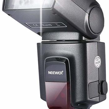 Rent Neewer TT560 Flash Speedlite for Canon Nikon Panasonic Olympus Pentax and Other DSLR Cameras