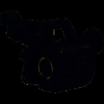 Rent Sony Fs5II +3 batteries+Sigma MC-11+Pelican case