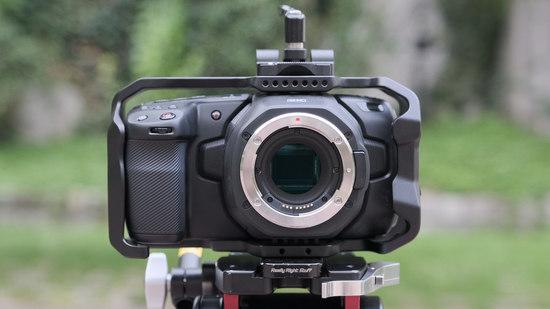 Rent A Blackmagic Pocket Cinema Camera 6 K Ef Cage Ssd Kit In Brooklyn Kitsplit