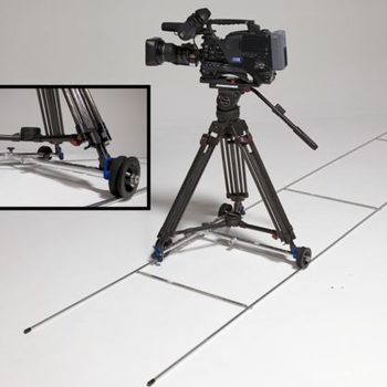 Rent Hollywood Microdolly (lightweight, fast setup!)