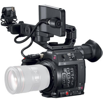 Rent Canon EOS C200 Camera - 4K Internal 12-bit Raw Recording