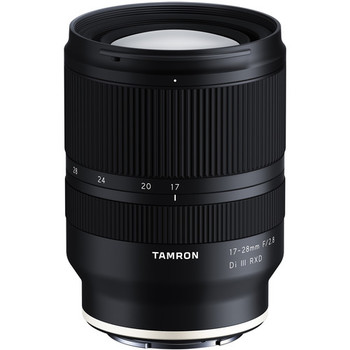 Rent Tamron 17-28mm f/2.8 Di III RXD Lens for Sony E
