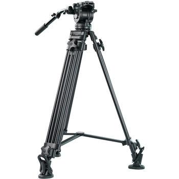 Rent E-Image EK60AAM Fluid Drag Video Head and Tripod 17lb support