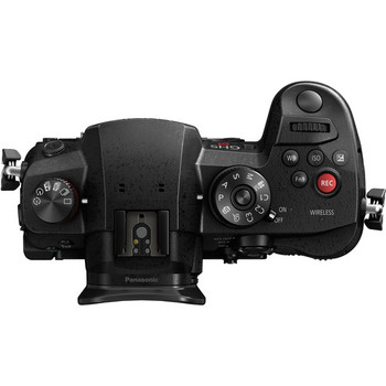 Rent Panasonic GH5s with vLog, SD cards, 2 Batteries, AC Power