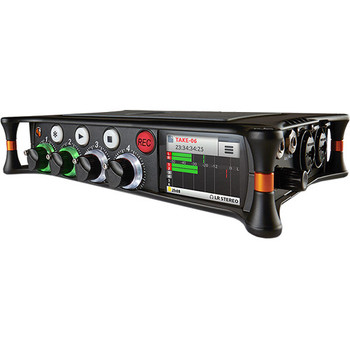 Rent Sound Devices MixPre-6 Audio Recorder/Mixer/Interface - 6-Channel / 8-Track Multitrack 32-Bit
