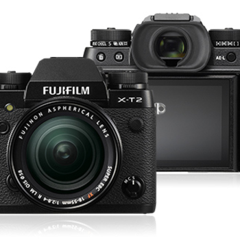 Rent Fujifilm with 18mm f2.8