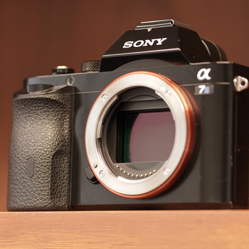 Rent Sony A7s - Low Light King!