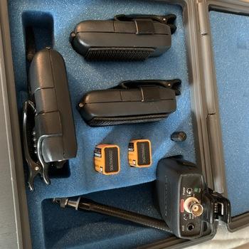 Rent Comtek M-216 Transmitter + 3X PR-216 Receivers Kit