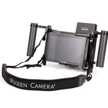 Rent Wireless Director / Focus Puller Monitor + Cage
