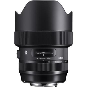 Rent Sigma 14-24mm f/2.8 DG HSM Art Lens Canon EF Mount