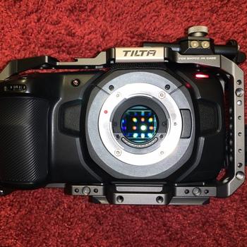 Rent Blackmagic Pocket Cinema Camera 4K (+ 1TB SSD & Cage)
