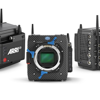 Rent Arri Alexa Mini LF - ready to shoot package with media