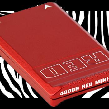 Rent RED Mini-Mag 480gb (2/2)