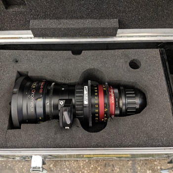 Rent Angenieux Optimo 45-120mm T2.8 PL Cinema Lens at *GREAT PRICE*