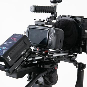 Rent BMPCC 4k + Full setup