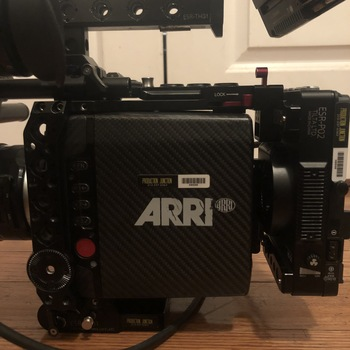 Rent ARRI Alexa Mini w/ Arri Raw & 4:3 Licenses, PL & EF