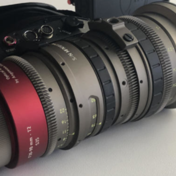 Rent Angenieux EZ 2 15-40mm T2 w/ ENG SERVO GRIP