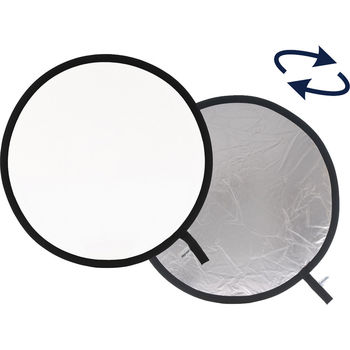 Rent Lastolite 30'' Collapsible Reflector - Silver/White