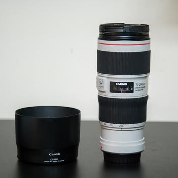 Rent Canon 70mm - 200mm f/4 USM