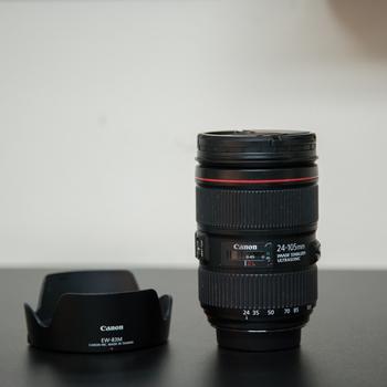 Rent Canon 24-105 f/4 USM II