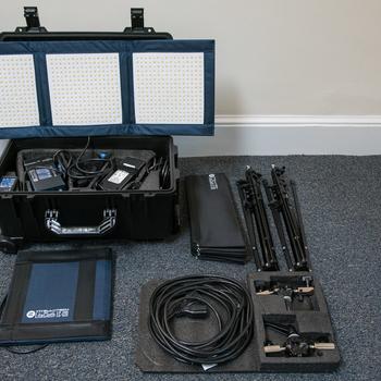 Rent IntellyTech Light - 2 panel light kit