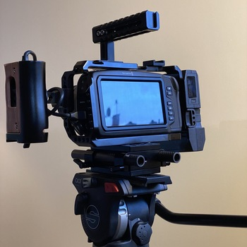 Rent Pocket 6k FULL KIT with Contax Zeiss Primes, Tripod, Audio and more!