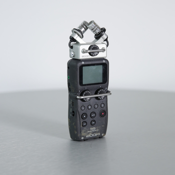 Rent Zoom H5 4-Input / 4-Track Portable Handy Recorder with Interchangeable X/Y Mic Capsule
