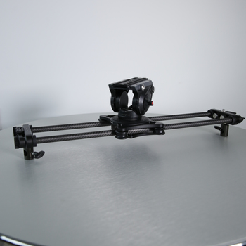 "Rent Rhino Camera Gear Slider EVO Carbon (24"") Kit"