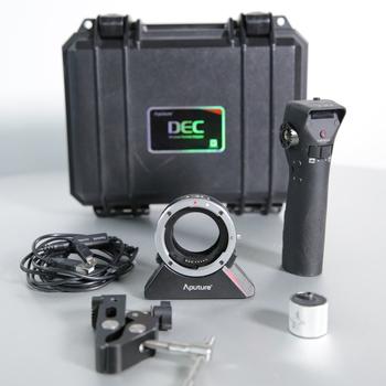 Rent Aputure DEC-E Wireless Lens Adapter (EF/EF-S to E-Mount)