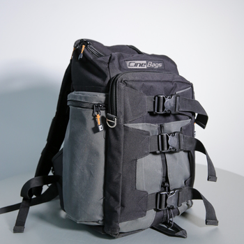 Rent CineBags CB23 DSLR / HD Backpack (Black/Charcoal)
