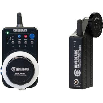 Rent CINEGEARS Wireless Follow Focus with High-Torque Motor