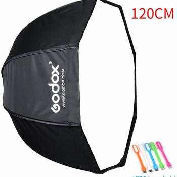 "Rent Godox 47""/120cm Umbrella Octagon Softbox"