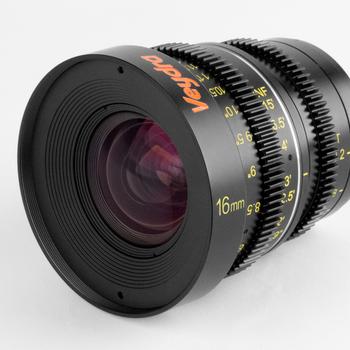 Rent Veydra 16mm T2.2 Mini Prime Lens
